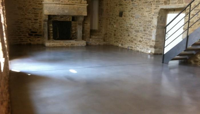 r novation par pon age d 39 un b ton quartz maison d 39 habitation secondaire saint cast le guildo. Black Bedroom Furniture Sets. Home Design Ideas